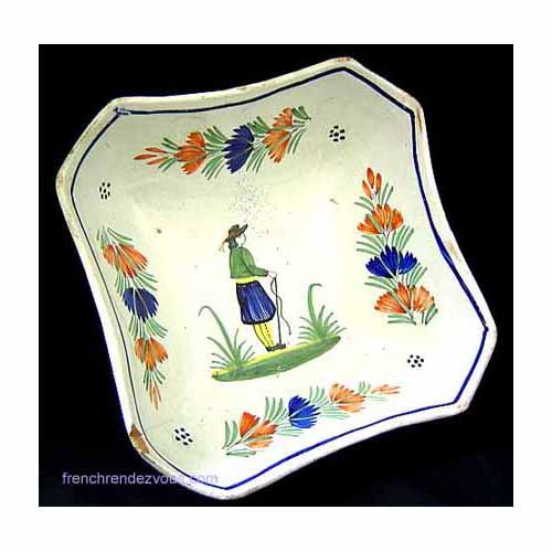 quimper pottery