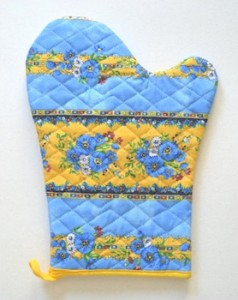 provencal hot glove mitt