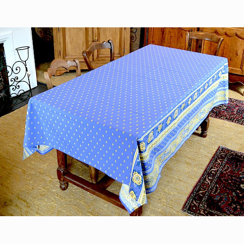 provencal tablecloth