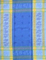 french jacquard towel