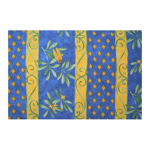 provence treated fabric