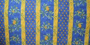 provence treated fabric