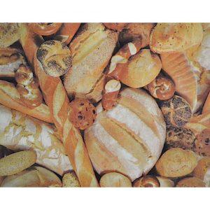 oil cloth breads