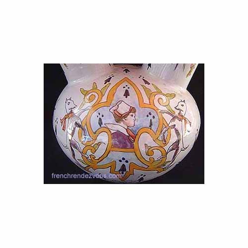 french faience boulogne