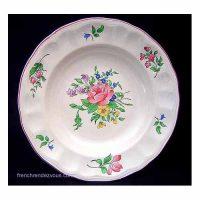 luneville pottery