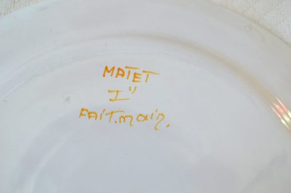 french plate toulouse