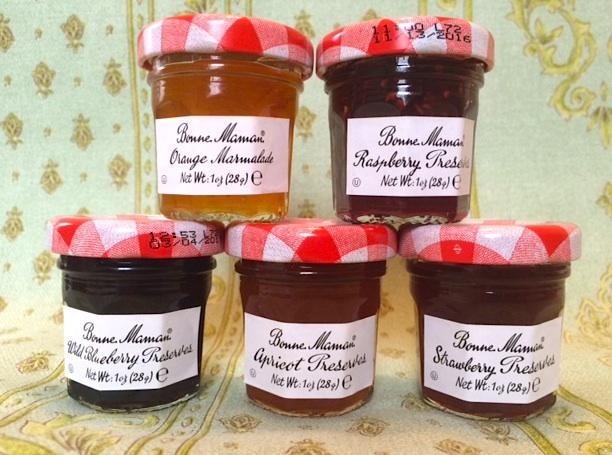 Bonne Maman Mini Preserve Strawberry French Rendez Vous